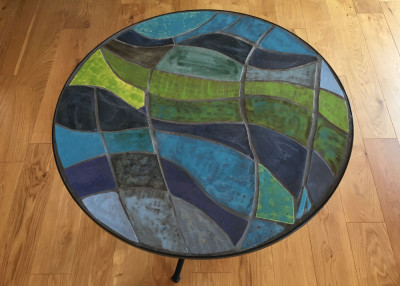 Runder Tisch Welle